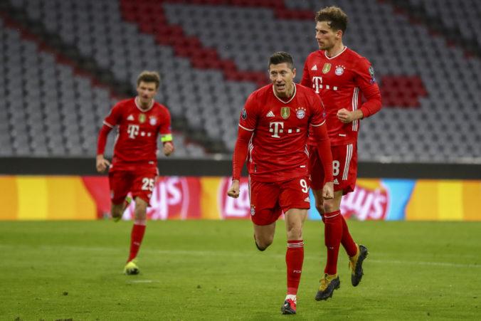 Liga majstrov (žreb): Vo štvrťfinále aj súboje Bayern Mníchov – PSG a Real Madrid – Liverpool