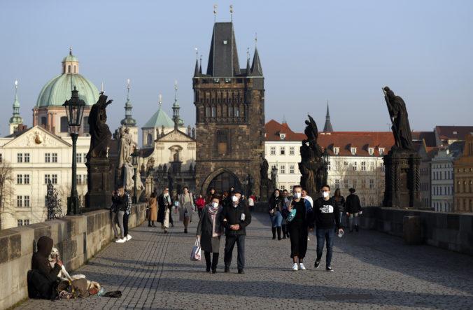 Lockdown v Česku bude platiť až do veľkonočných sviatkov, dôvodom sú vysoké počty nakazených
