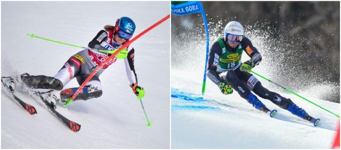 Vlhová zabojuje o malý glóbus v slalome so šestkou, svoje štartovacie číslo už pozná aj Žampa
