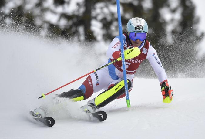 Wendy Holdenerová má koronavírus, Švajčiarom bude chýbať vo finále Svetového pohára