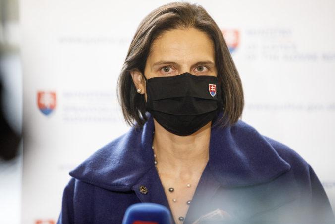 Kolíková si stanovila ďalšie plány na ministerstve, chce reformovať Trestný zákon i Trestný poriadok