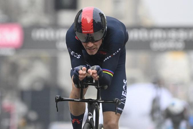 Časovku pretekov Okolo Katalánska vyhral Dennis, Sagan sa nezmestil ani do stovky