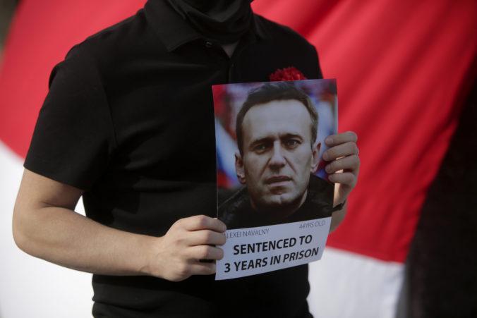 Navaľného stúpenci vyzvali Rusov na masový protest, malo by ich byť aspoň pol milióna