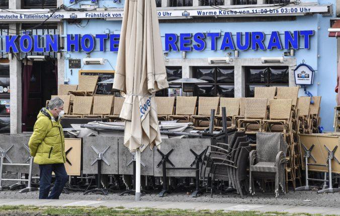 Nemecko predlžuje lockdown, väčšina obchodov zostane zatvorená a verejný život sa počas Veľkej noci zastaví