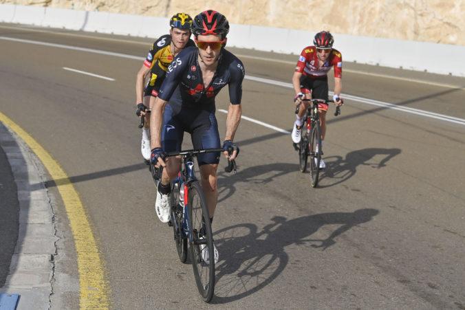 Okolo Katalánska vyhral stredajšiu etapu Adam Yates, Sagan sa v čele nepohyboval