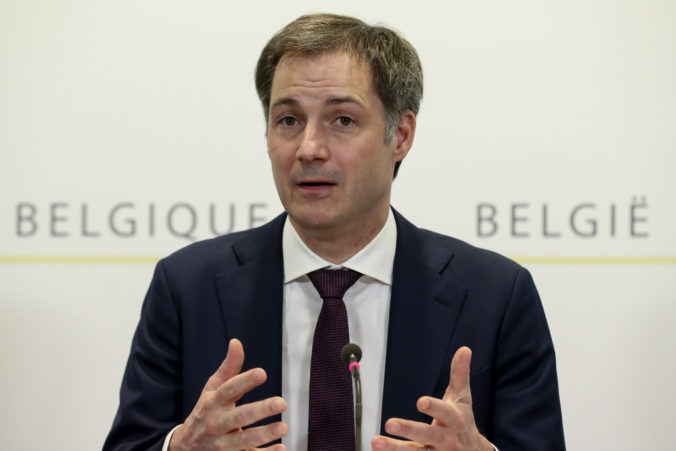 V Belgicku opäť narástol počet nových prípadov ochorenia COVID-19, vláda prijíma prísny lockdown