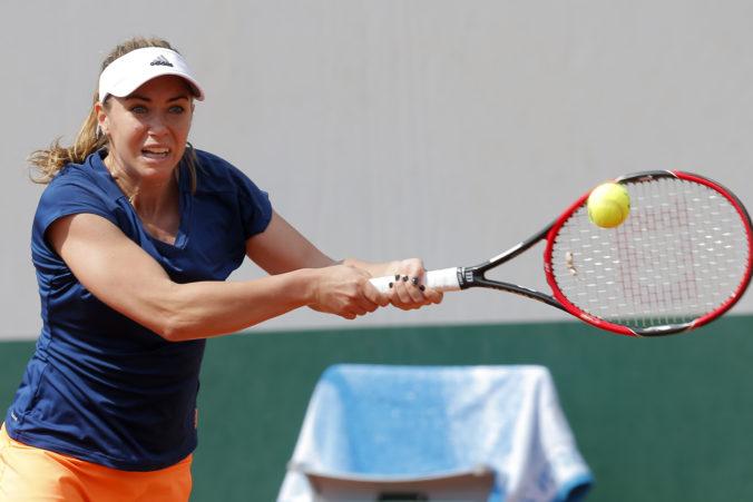 Kučová sa prebojovala do druhého kola turnaja WTA v Miami, čaká ju tam svetová jednotka Bartyová