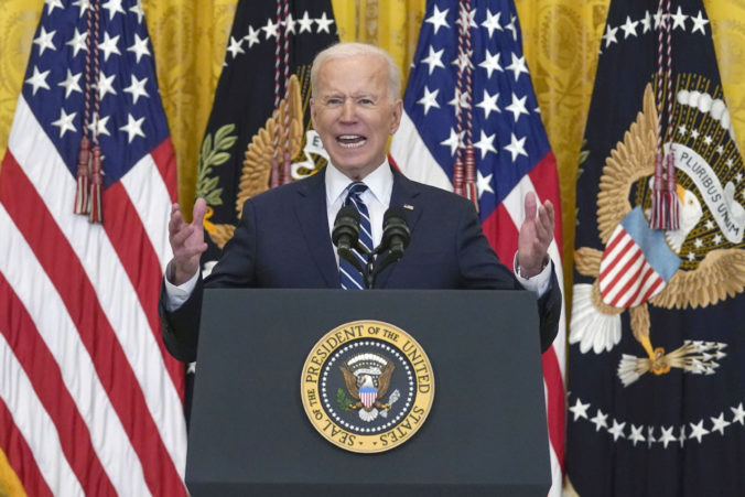 Prezident USA Biden sa chce v roku 2024 usilovať o znovuzvolenie, problémom by mohol byť jeho vek