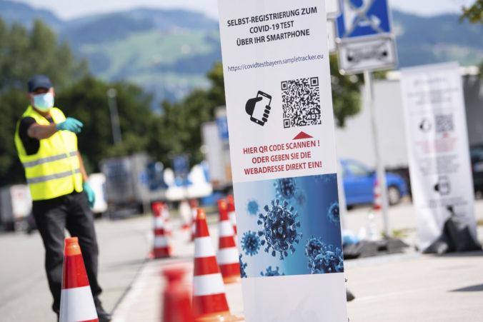 Tirolsko už nie je pre Nemcov COVID hrozbou, prísne kontroly na hraniciach končia