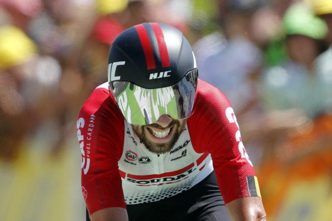 Víťazom záverečnej etapy Okolo Katalánska sa stal Belgičan De Gendt, Sagan sa na čelo neprebojoval