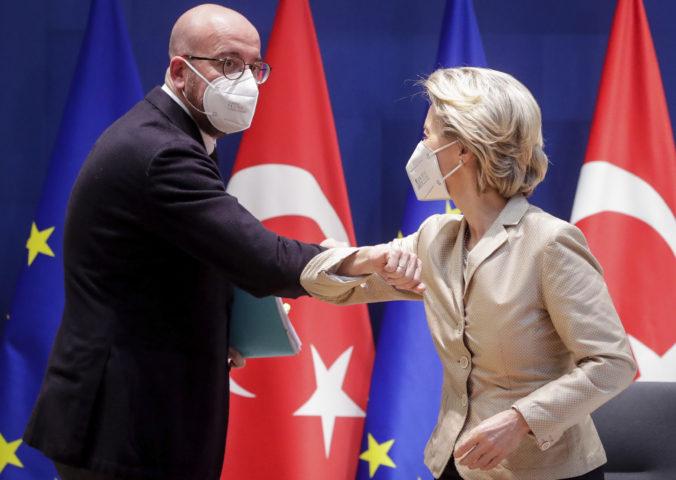 Leyenová a Michel sa stretnú s Erdoganom, Európska únia sa snaží zlepšiť spoluprácu s Tureckom