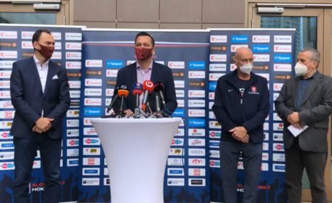 Šatan predstavil novú posilu pred MS v hokeji 2021, reprezentačný tím sa rozrastie o skauta Haščáka (video)