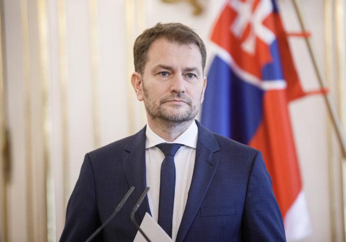 Bude už len a len lepšie. Matovič sa prihovoril občanom Slovenska naposledy ako premiér