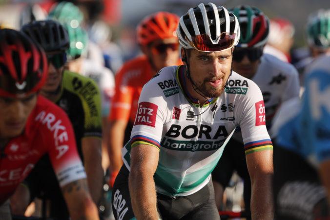 Na štarte Petra Sagana vo Flámsku sa nič nemení, na tradičné preteky sa pripravuje v Monaku