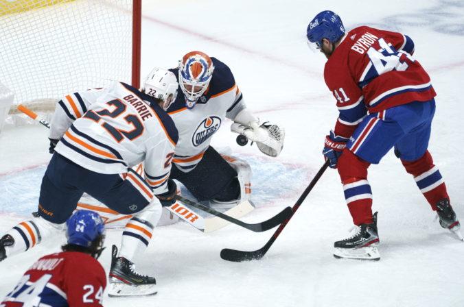 Tatar strelil gól a stal sa druhou hviezdou zápasu, Montreal si po pauze hravo poradil s Edmontom (video)
