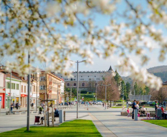 Mesto Zvolen malo na konci roka 2020 dlh vo výške takmer 1,8 mil. eur