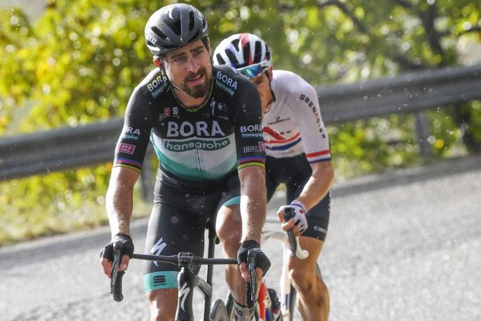 Sagan sa nepovažuje za favoritov na Okolo Flámska, rád by si však zopakoval triumf spred piatich rokov
