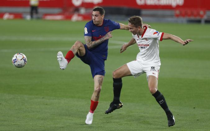 Boj o titul v La Lige sa po zaváhaní Atlética Madrid zamotáva, šampiónom môže byť aj Barcelona