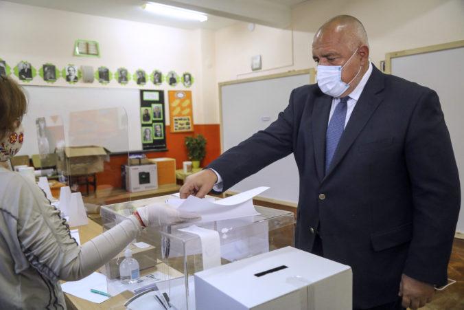Parlamentné voľby v Bulharsku vyhrala podľa exit pollov strana premiéra Bojka Borisova