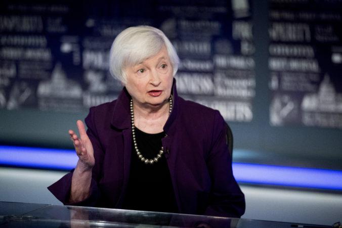 Americká ministerka financií chce zaviesť globálnu daň z príjmu, týkať by sa mala iba firiem