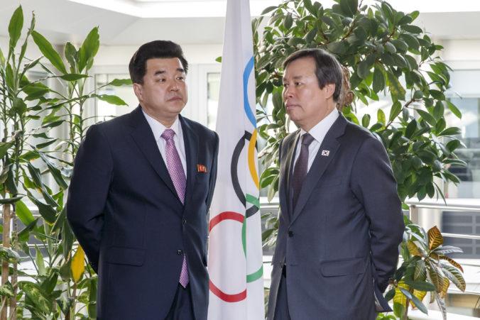 Olympiáda v Tokiu bude bez športovcov z KĽDR, dôvodom sú obavy z koronavírusu