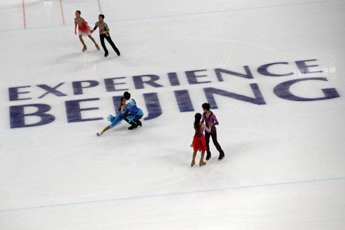 Američania zvažujú bojkot budúcoročnej zimnej olympiády v Pekingu, vyzývajú naň aj spojencov