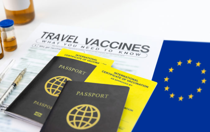 Afrika odmieta vydávanie COVID pasov, najskôr chcú spravodlivé rozdelenie vakcín