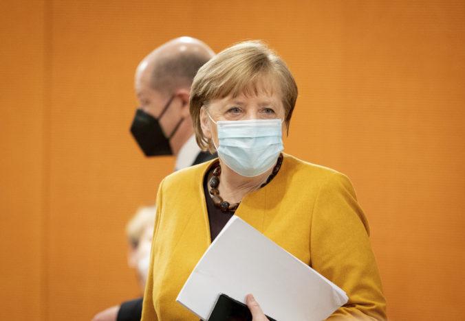 Merkelovú hnevá prístup spolkových vlád, Nemecko pripravuje zákon o jednotnom uplatňovaní obmedzení