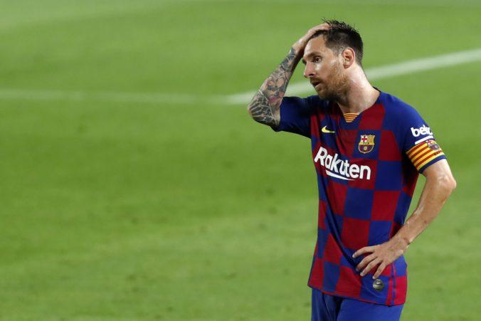 Posledné Messiho El Clásico? Aj tréner Realu dúfa, že argentínsky útočník zostane v Barcelone
