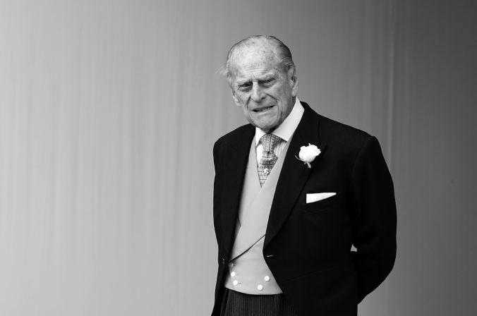 Zomrel princ Filip, manžel britskej kráľovnej Alžbety II.