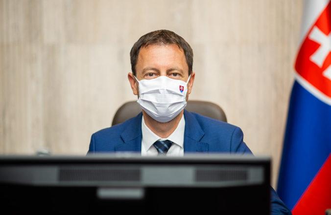 Heger plánuje zo Slovenska urobiť úspešnú krajinu, plán obnovy napreduje podľa plánu