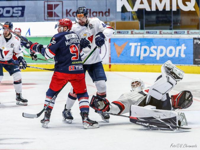 Slovan senzačne otočil zápas a triumfoval v predĺžení, séria play-off so Zvolenom je vyrovnaná