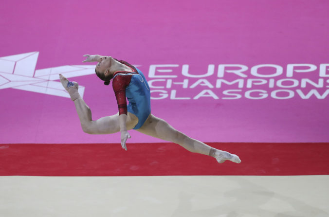 Premiéra Mokošovej v tejto sezóne, na ME v Bazileji bude obhajovať bronz na bradlách