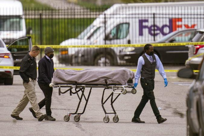 Strelcovi z FedExu už raz zbraň zhabali, po prepustení si zadovážil útočné pušky