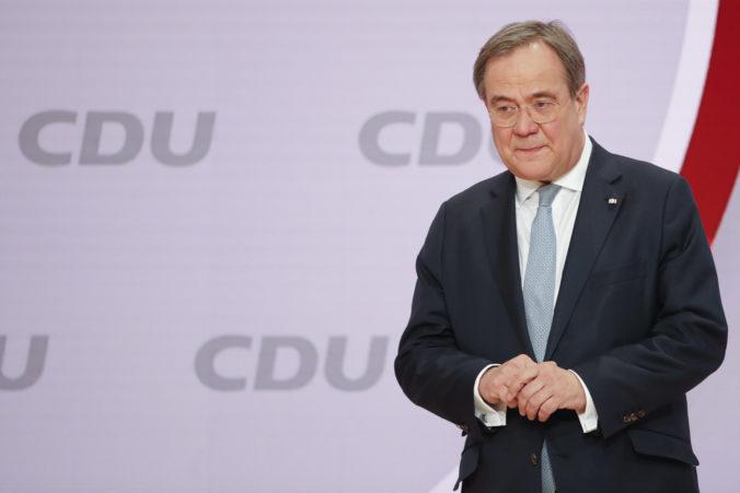 Kandidátom aliancie CDU/CSU na post nemeckého kancelára bude Armin Laschet