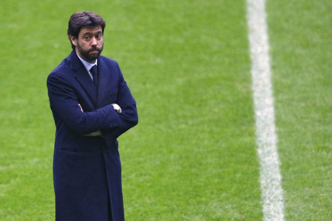 Európska superliga nakoniec nebude, po anglických kluboch to vzdal aj šéf Juventusu Agnelli