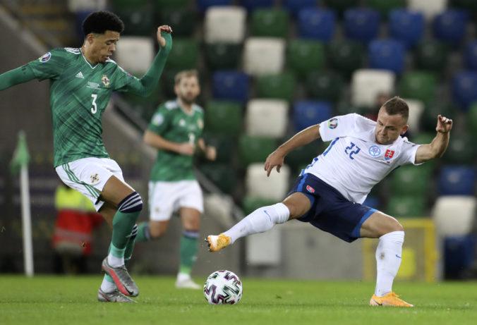 Slovenskí futbalisti možno nebudú hrať zápasy ME v Dubline, Íri nevidia reálne návrat fanúšikov na tribúny