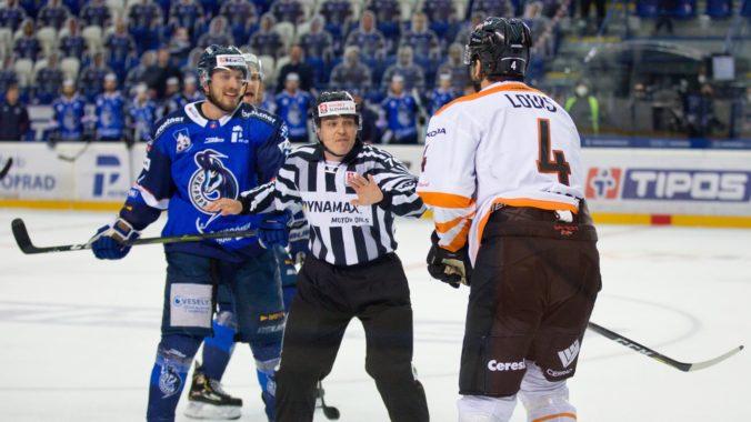 Michalovce sú ukrivdené a kritizujú disciplínárku SZĽH, sekera na hlavu by sa mala v hokejovej krajine trestať