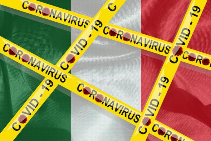 Taliansko po prvýkrát uvoľňuje opatrenia, ľudia môžu navštíviť kiná, divadlá i koncertné siene