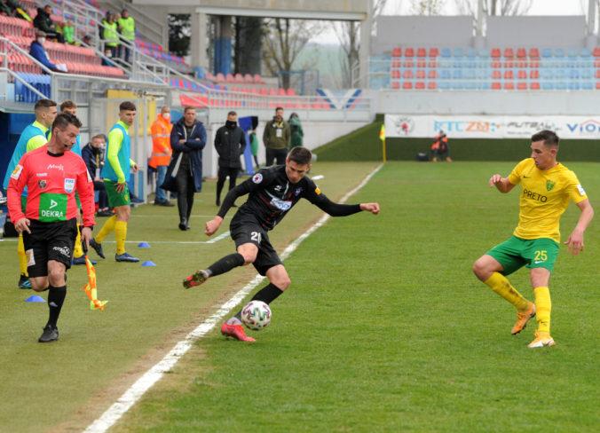 Dunajská Streda aj Trnava získali po tri body, posledné štyri tímy tabuľky len remizovali