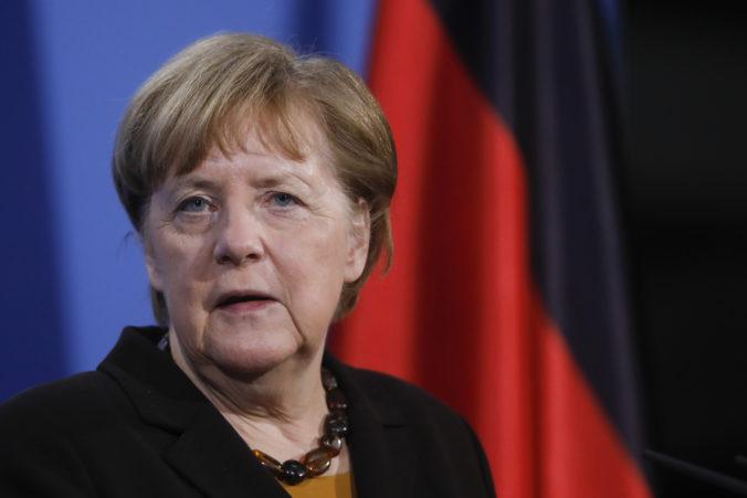 Merkelová vyzvala Nemcov na dodržiavanie opatrení, žiadna krajina nedokázala zastaviť tretiu vlnu pandémie