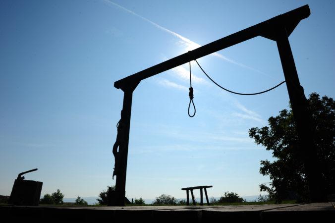 Počet popráv v minulom roku klesol, najviac trestov smrti bolo na Blízkom východe