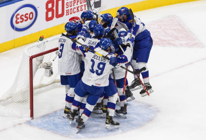 Slováci zdolali Nemcov aj po druhý raz v prípravnom zápase pred MS v hokeji, tentokrát v riadnom čase