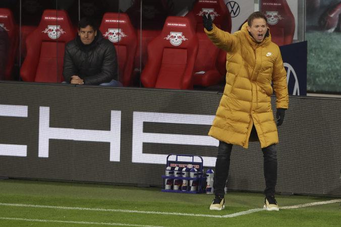 Futbalisti Bayernu budú mať údajne nového trénera, Nagelsmann požiadal Lipsko o uvoľnenie z funkcie