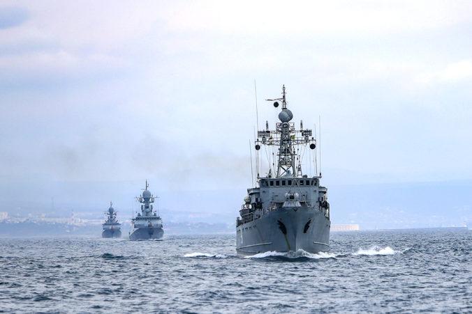 Rusko uzatvorilo tri oblasti v Čiernom mori pre zahraničné vojnové lode, Nemcom sa to nepáči