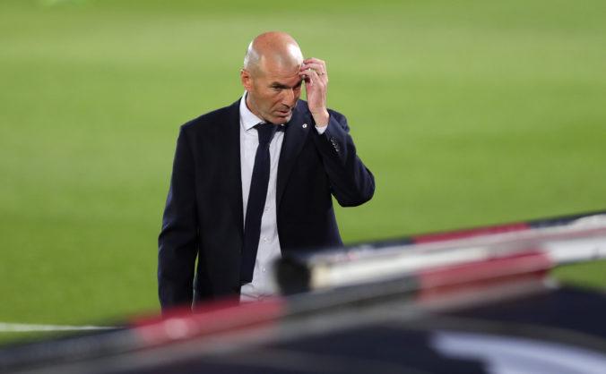 Zidane si budúcu sezónu Ligy majstrov bez Realu nevie predstaviť, viac ho však zaujíma duel s Chelsea