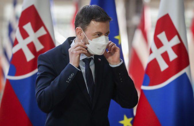 Hegerova vláda by mala schváliť Plán obnovy a odolnosti, Slovensko dostalo v Bruseli pozitívnu spätnú väzbu