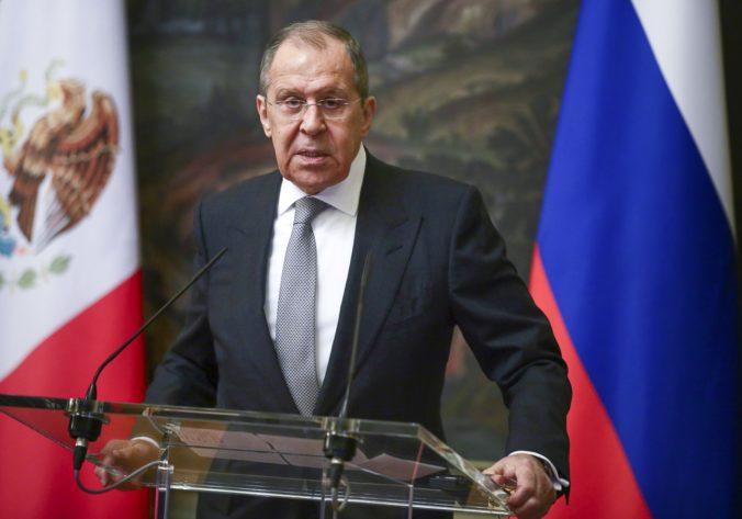 Vzťahy USA a Ruska sú horšie ako počas studenej vojny, podľa Lavrova chýba vzájomný rešpekt
