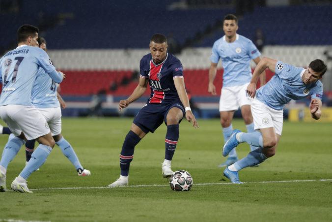 Manchester City predviedol za sedem minút v Lige majstrov senzačný obrat, PSG sa vypomstilo zaváhanie (video)