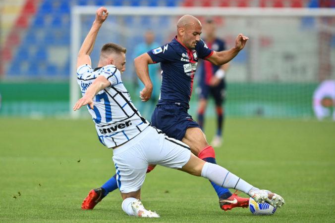 Milan Škriniar sa s Interom výrazne priblížil k triumfu v Serie A, titul majú už na dosah